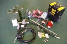 Fuel dispensing kit, Diesel
